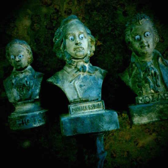 Faites des bustes qui font peur pour halloween