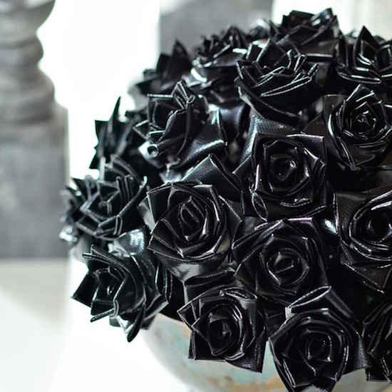 Acheter Des Roses Noires 24 super idées de décoration pour halloween.