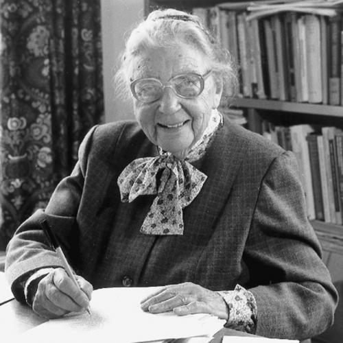 Elsie Widdowson a fondé la diététique moderne