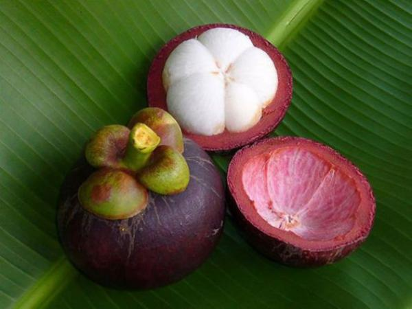 le mangoustan est un fruit très riche en vitamines