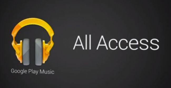 Google play music pour de la musique sans pub gratuit