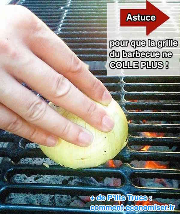 19 super astuces de nettoyage qui vont vous faciliter la vie - Comment nettoyer la grille du barbecue ...