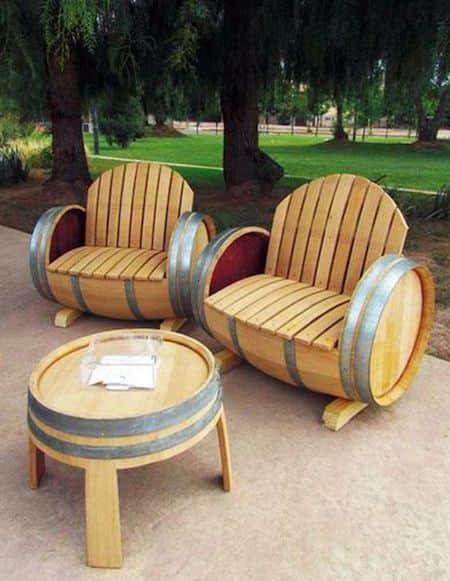 """Résultat de recherche d'images pour """"meubles recyclés"""""""