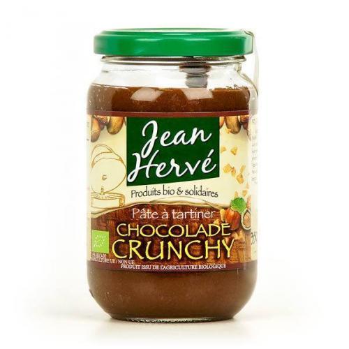Chocolade crunchy - Jean Hervé