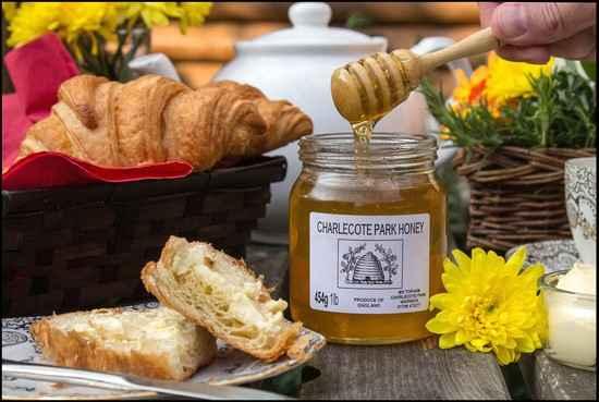 le miel peut remplacer le sucre