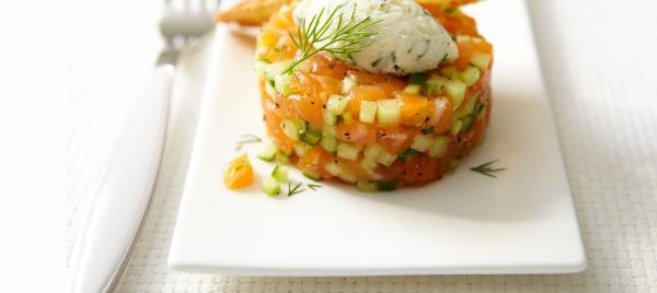 recette light et pas chère farandole de melon