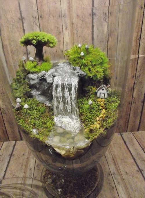 14 jardins miniatures qui vont vous faire r ver. Black Bedroom Furniture Sets. Home Design Ideas