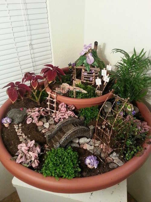 Jardins Miniatures Qui Vont Vous Faire Rver