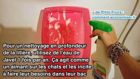 Facile et rapide comment nettoyer et d sinfecter la for Vinaigre eau de javel
