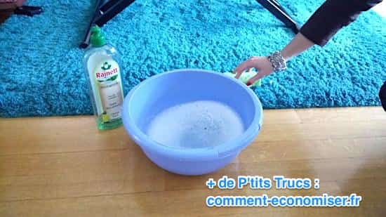 31 utilisations tonnantes du liquide vaisselle ne ratez pas la n 25 - Comment detacher un tapis ...