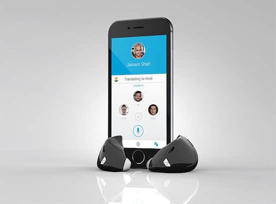 Les oreillettes Pilot de Waverly Labs traduisent vos conversations en temps réel.
