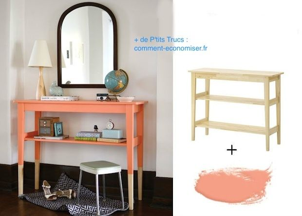 Astuces pour rendre vos meubles ikea chics tendance