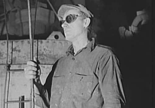 Votre grand-père en lunettes de soleil