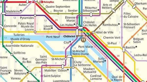 Calculez Votre Itinéraire Gratuitement avec le site de la RATP.