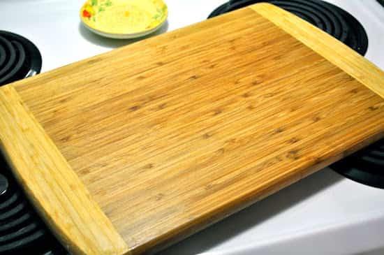 comment nettoyer une planche en bois