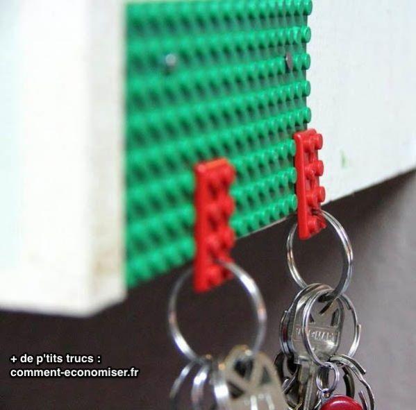 Souvent 22 Objets Recyclés Que Vous Aimeriez Bien Voir Chez Vous. VX27