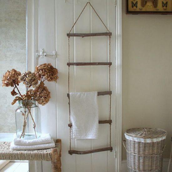 14 rangements astucieux pour votre salle de bain. Black Bedroom Furniture Sets. Home Design Ideas