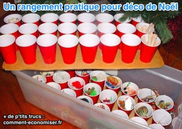 boite de rangement boules de noel Enfin une Boîte de Rangement Pratique Pour Vos Décorations de Noël. boite de rangement boules de noel