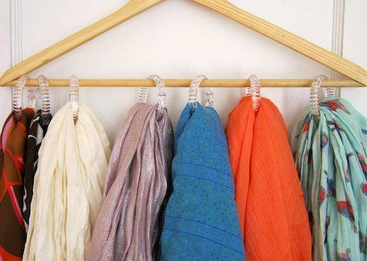 12 astuces ing nieuses pour mieux organiser sa maison - Rangement maison astuces ...