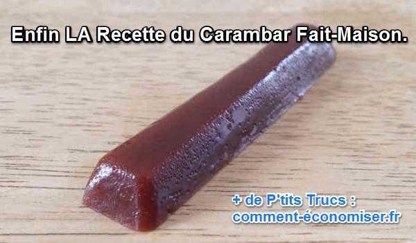 Enfin la recette du carambar fait maison - Faire du caramel maison ...