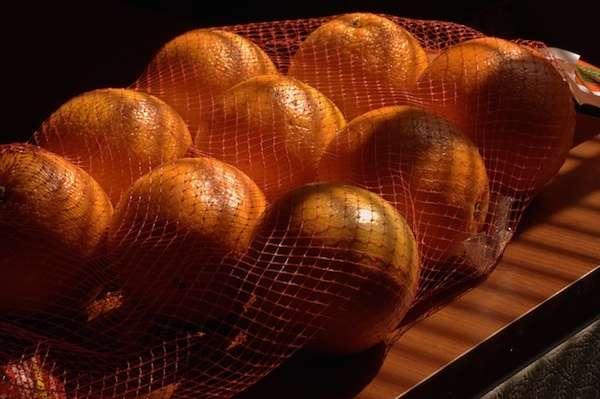 Comment réutiliser les filets de fruits en nylon