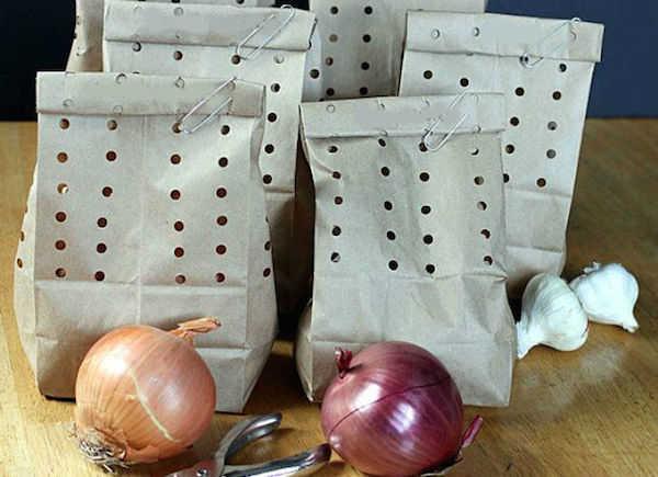 Comment réutiliser les sacs en papier kraft