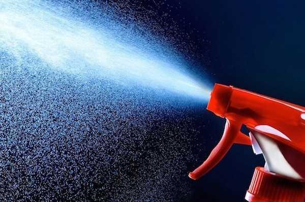 Comment réutiliser les bouteilles en plastique en spray
