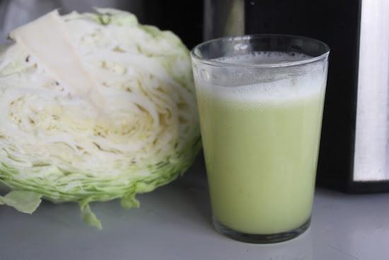 Saviez-vous que le jus de chou est un excellent traitement contre l'eczéma ?