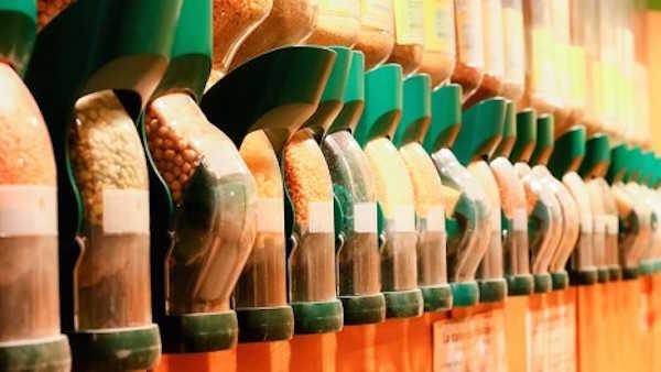 Acheter vos aliments en vrac pour éviter les emballlages
