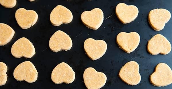 gâteaux pour chien à la citrouille