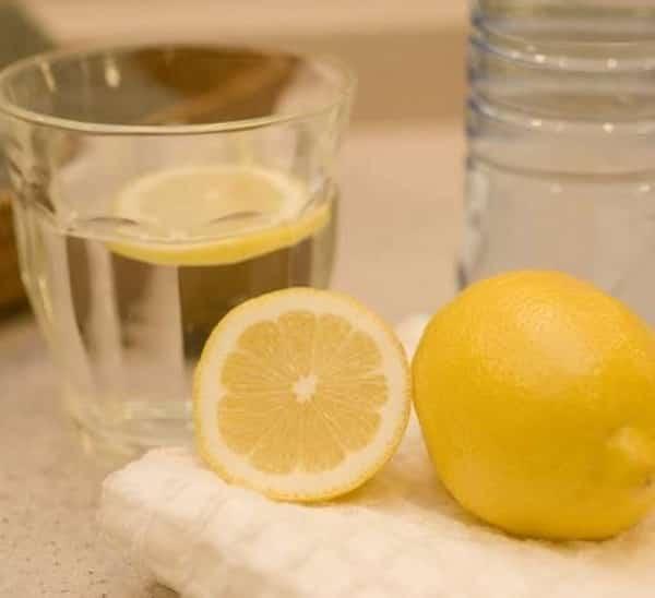 les gargarismes au citrons soulagent les angines