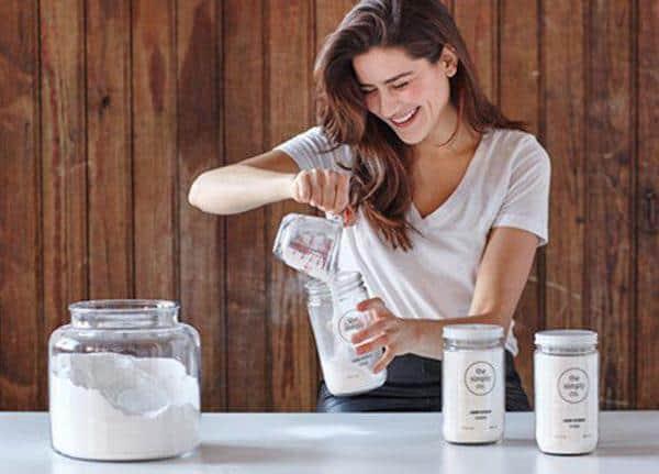 Lauren Singer a lancé sa société Simply co