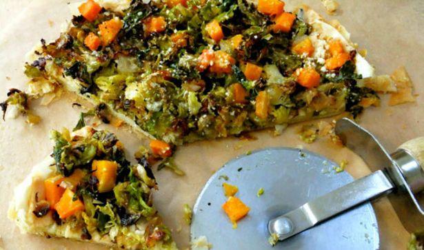 recette de la tarte aux légumes