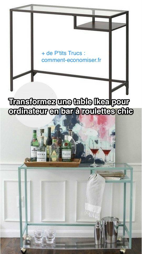 19 astuces pour rendre vos meubles ikea chics tendance. Black Bedroom Furniture Sets. Home Design Ideas