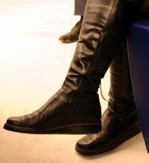 mon truc pour me d barrasser des mauvaises odeurs dans les chaussures. Black Bedroom Furniture Sets. Home Design Ideas