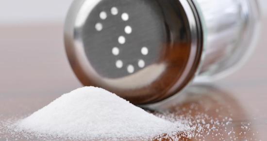 Le sel n'a pas de date limite de consommation