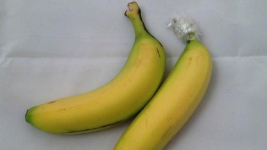 séparer les bananes pour les conserver