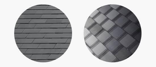 Voici ce à quoi ressemble les nouveaux toits solaires de Tesla qui coûtent moins cher qu'un toit classique.