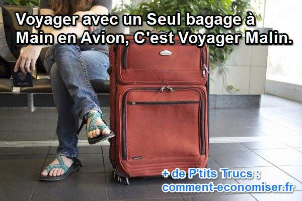 voyager avec un seul bagage main en avion c 39 est voyager. Black Bedroom Furniture Sets. Home Design Ideas