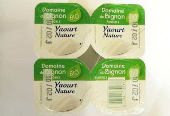 Les yaourts peuvent être mangé 3 mois après la date limite