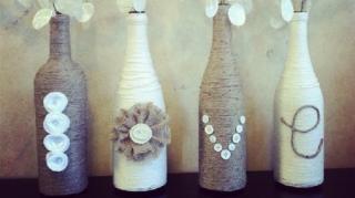 10 objets recyclés en décoration