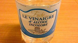 10 utilisations vinaigre blanc