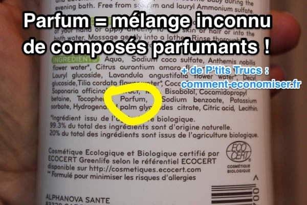 Comment le parfum comme ingrédients et autres substances toxiques dans les produits cosmétiques sont-ils dangereux ?