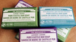 12 utiisations savon de castille