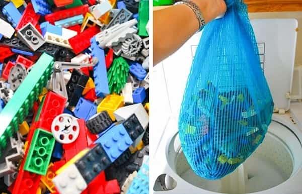 nettoyer jouets enfants facile