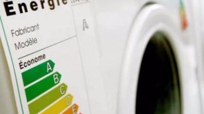 L'étiquette Énergie Pour Comparer les Appareils d'Électroménager.