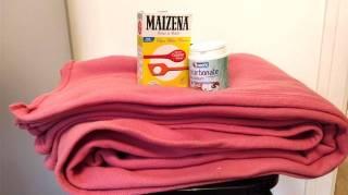 comment désodoriser les couvertures qui sentent mauvais
