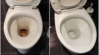 nettoyer cuvette wc