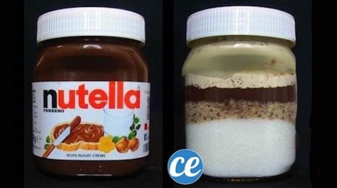 Voici Ce Que Contient RÉELLEMENT Le Nutella. Vous Serez Dégoûté à Vie !