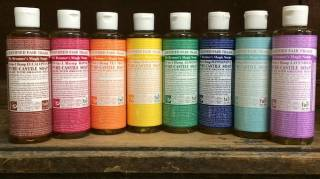faire ses produits avec du savon de castille maison